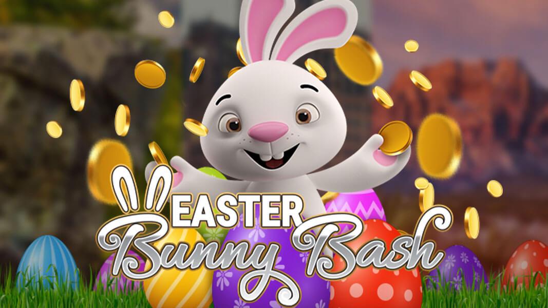EGGSQUISITE Easter Bunny Bash at Jupiter Club