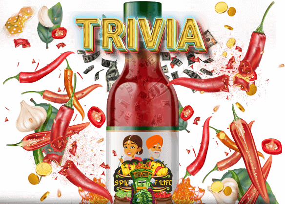 Play this ultimate Spice Quiz